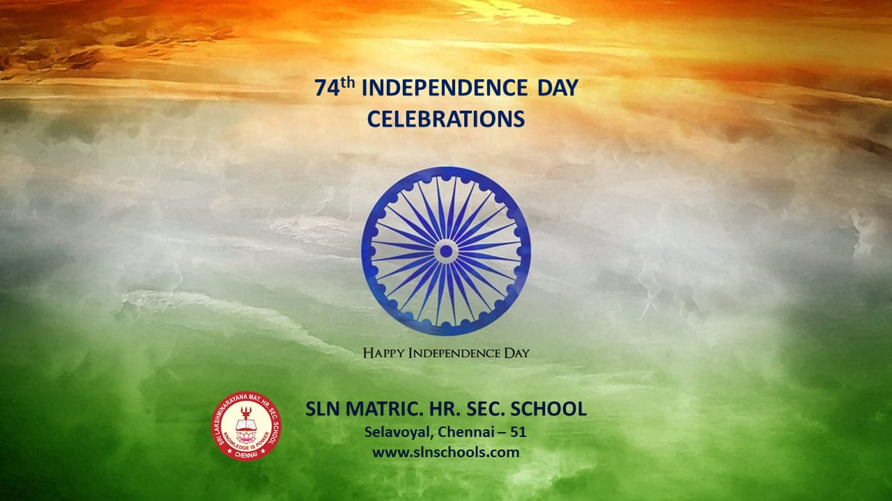73rd Independence Day Celebrations 2020
