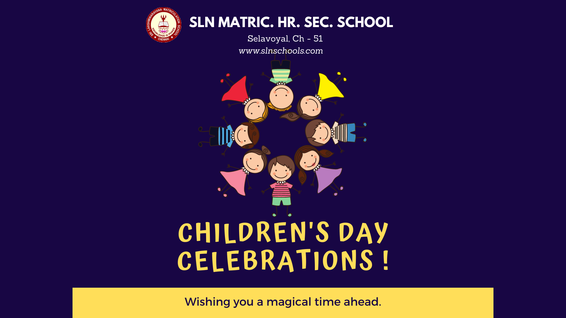 Children's Day Celebrations 2020